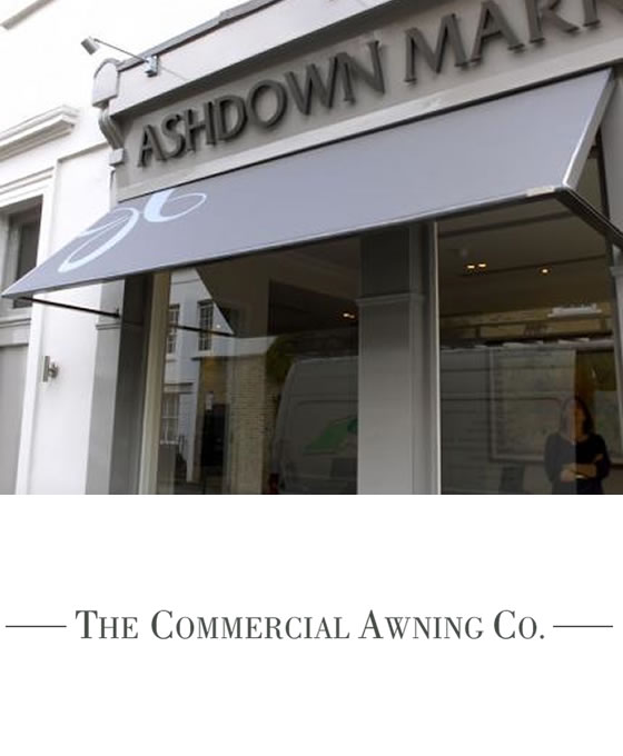 The Commercial Awning Co logo